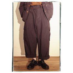 1533 Salon - 寬腿牛仔褲