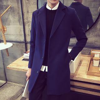 YIKES(ヤイクス) - Notch-Lapel Single-Breasted Coat