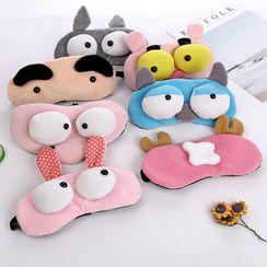 Coco Store - Cartoon Eye Sleeping Eye Mask
