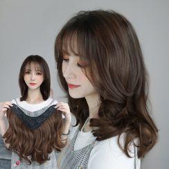 Tone Cut - Hair Extension - Wavy