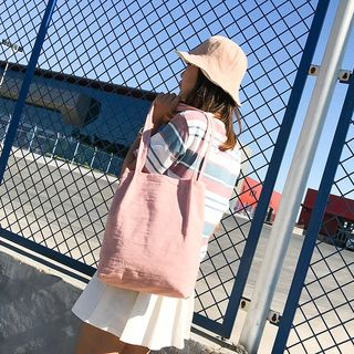 Behere(ビーヒア) - Canvas Tote Bag