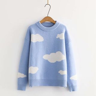 PANDAGO - 雲朵毛衣