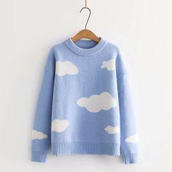 PANDAGO - 云朵毛衣