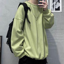 PILLARS - Plain Sweatshirt