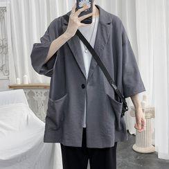 WIMWAM - 中袖西装外套