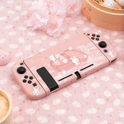 ZYUN - Rabbit Print Nintendo Switch Protection Case