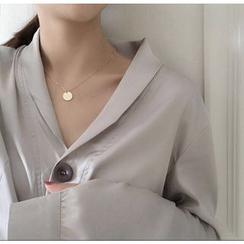 Taimi - Collar con colgante de disco