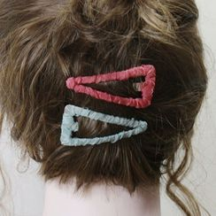 Cheveux - Fabric Hair Clip