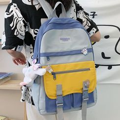 EAVALURE - Canvas Backpack