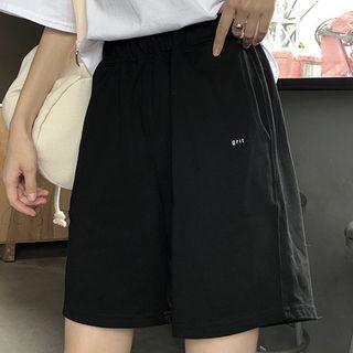 Chogen - Plain Shorts