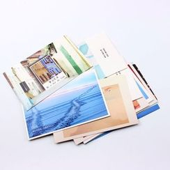 YUNO - 明信片套裝