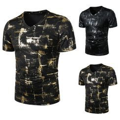 Fireon - Short-Sleeve Printed T-Shirt