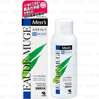 Kobayashi - Eaude Muge Men's Skin Milk