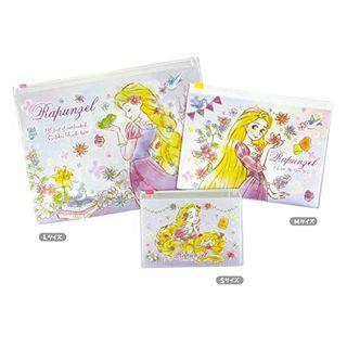 T'S Factory - Rapunzel Clear Pocket Set (3P)