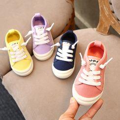 Creayu - Kids Canvas Sneakers