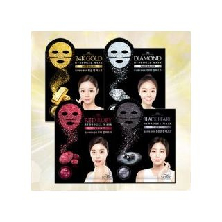 SCINIC - Hydrogel Mask 1pc (4 Types)