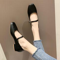 Anjay - 玛莉珍平跟鞋