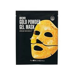 The ORCHID Skin(ザ オーキッドスキン) - Orchid Gold Powder Gel Mask 1pc