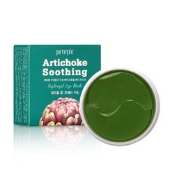 PETITFEE - Artichoke Soothing Hydrogel Eye Mask