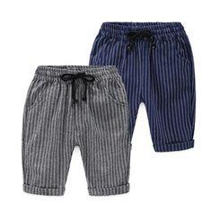 Seashells Kids - Kids Striped Pants