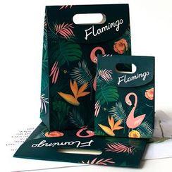 Orange Affair - Printed Paper Gift Bag