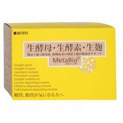 Rotts - Metabio Raw Yeast + Biogenic Enzyme Capsules