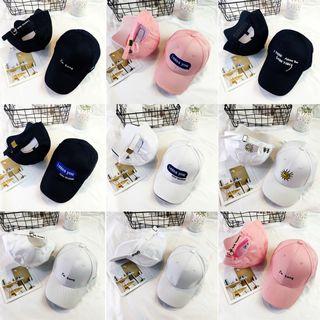 Pompabee - 刺繡棒球帽