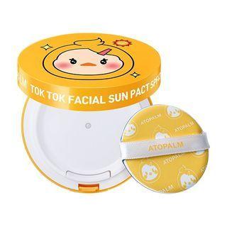ATOPALM - Tok Tok Facial Sun Pact