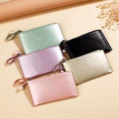 Taomicmic - Faux Leather Wristlet Wallet