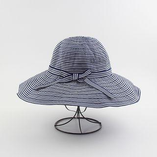 Cappello(カペッロ) - Striped Cloth Cap