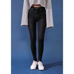 chuu - Skinny AIR LONG -5kg Jeans vol.100