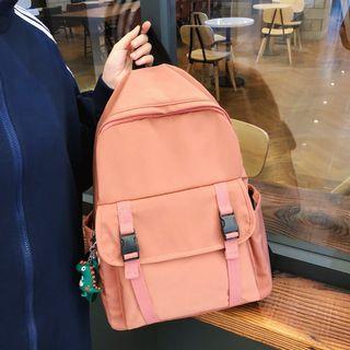 Mulgam - 纯色尼龙背包