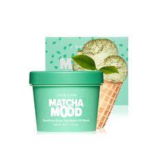 I DEW CARE - Matcha Mood Soothing Green Tea Wash-Off Mask