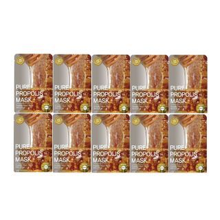 TOSOWOONG - Pure Propolis Mask Pack 10pcs