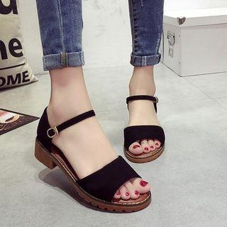 Arpeggi - 踝帶涼鞋