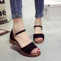 Arpeggi - Ankle Strap Sandals