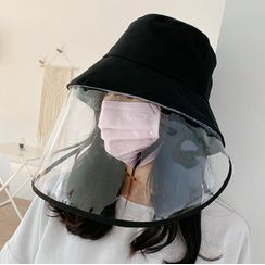 FROME - Hat with Removable Face Shield