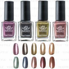 MEKO - Greek Mythology Light Nail Polish 12ml - 10 Types