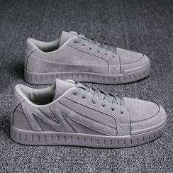 Chaoqi - Plain Sneakers