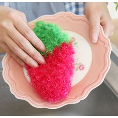 Lamie - Strawberry Kitchen Cleaning Sponge