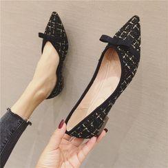 The Shoe House(ザ シューハウス) - Tweed Flats