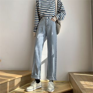 Sisyphi - Straight-Fit Jeans