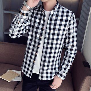 Ferdan(フェーダン) - Check Shirt