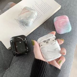 Wild Pony - Marble Pattern AirPods Earphone Case Protection Cover