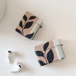 Rockit - Leaf Print AirPods / Pro Earphone Case Cover