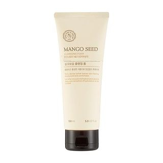 THE FACE SHOP - Mango Seed Silk Moisturizing Cleansing Foam 150ml