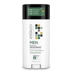 Andalou Naturals - MEN Botanical Deodorant