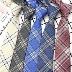 Some Boy - 格子領帶
