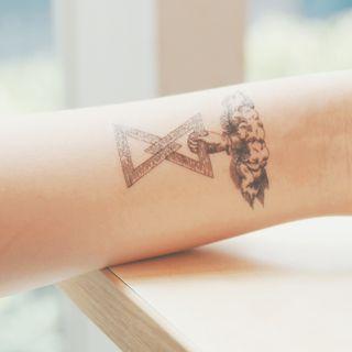 GAIE - 防水紋身貼