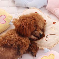 Salonga - 动物印花宠物枕头